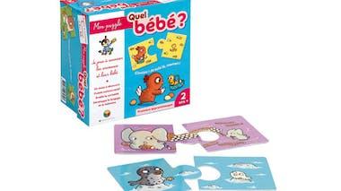 Mon puzzle « Quel bébé ? »