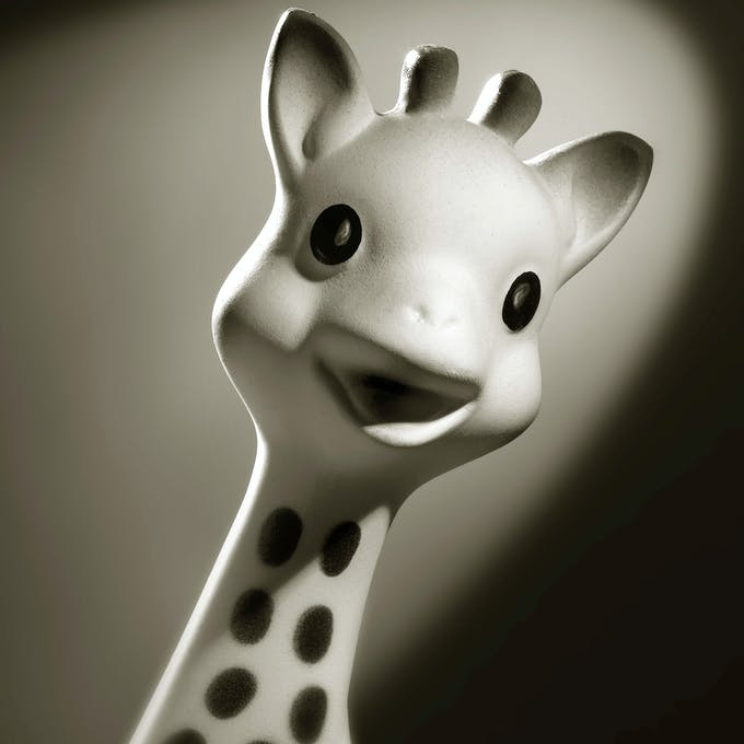 Sophie la girafe - image