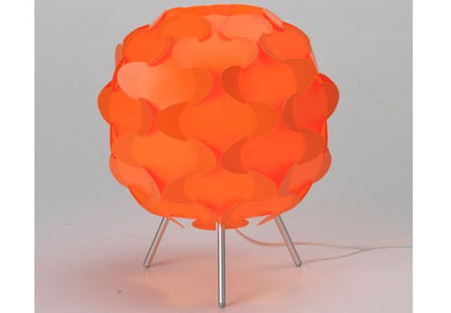 Lampe Fillsta orange