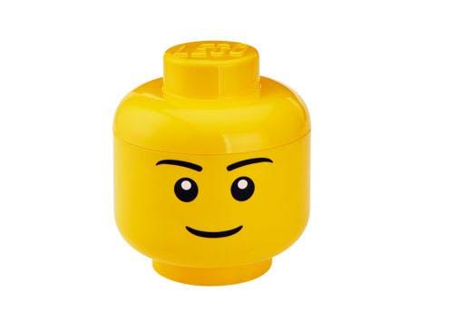Tête de LEGO