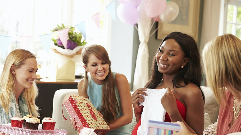 Baby shower : la tendance qui monte