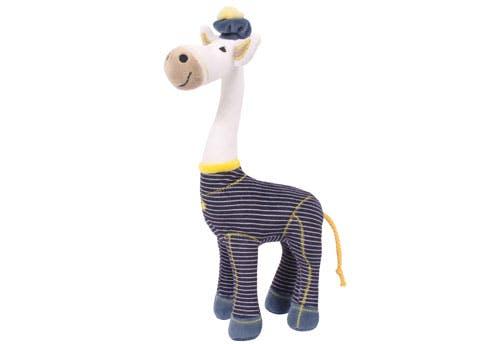 Drôle de girafe