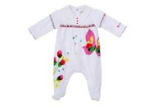 Pyjama floral