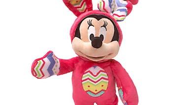 Minnie fête Pâques