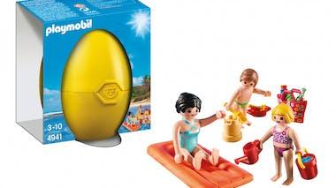 Œufs de Pâques Playmobil