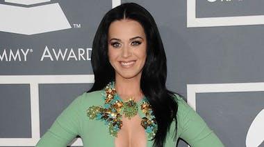 Katy Perry, chanteuse