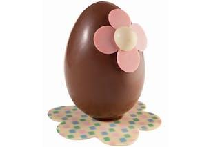 L'œuf coquet