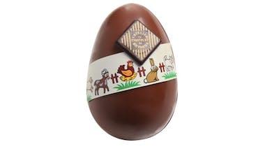 L'œuf fermier