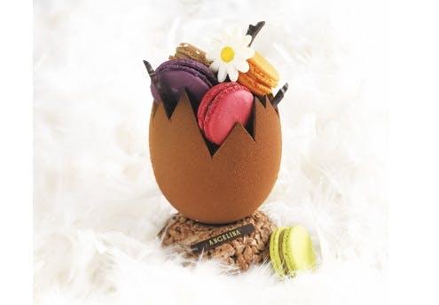 L'œuf gourmand