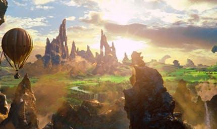 Sortie Cinéma : Le Monde Fantastique d'Oz