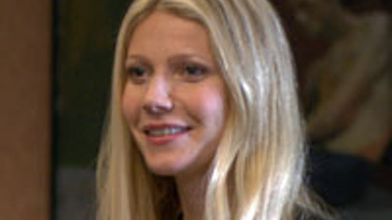 Gwyneth Paltrow fausse couche