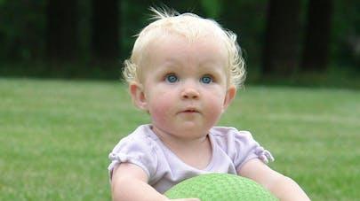 bébé autiste