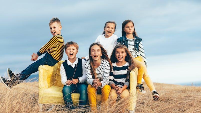 Vêtements de marques pour enfants à prix cassés