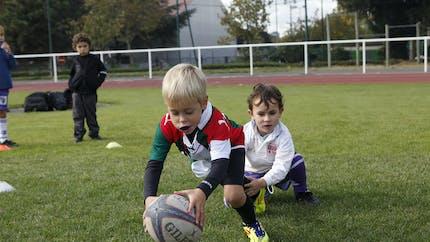 Les mini-rugbymen transforment l'essai !