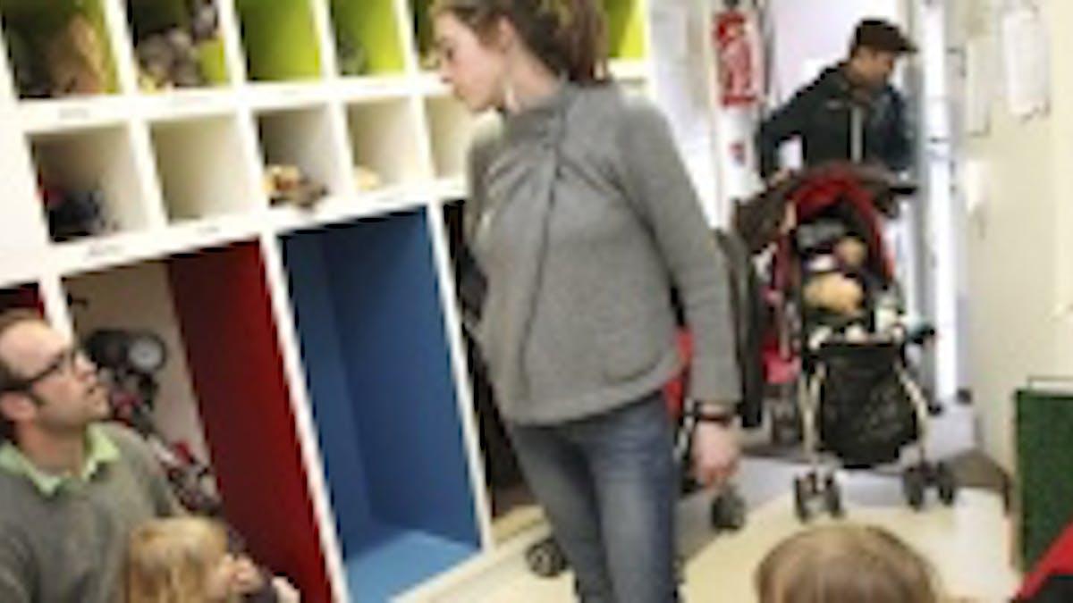 Crèche parentale : la crèche où les parents décident