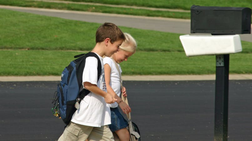 Une mini balise GPS pour localiser son enfant