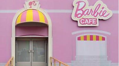 cafe barbie