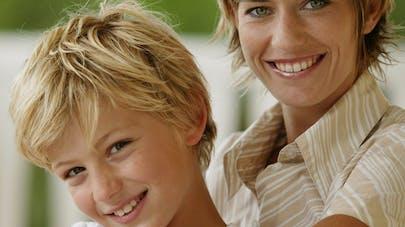 enfant et parent image
