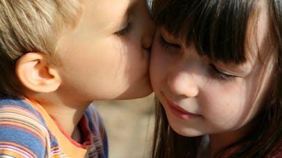 enfants amis - image