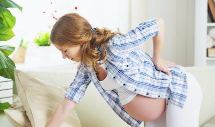 La sciatique pendant la grossesse