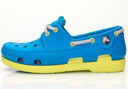 Crocs bateau