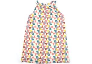 Robe géométrique