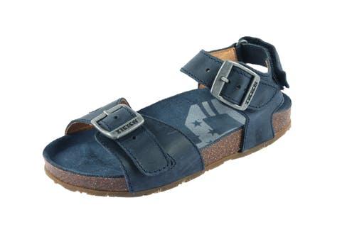 Sandales de la marine