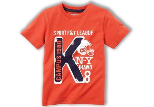 T-shirt de sportif