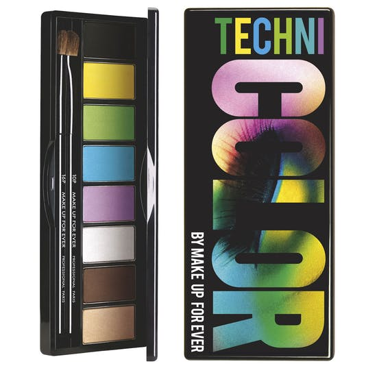 Palette Technicolor