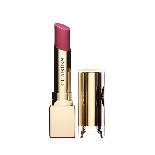Rouge Eclat couleur satin 04 Tropical Pink