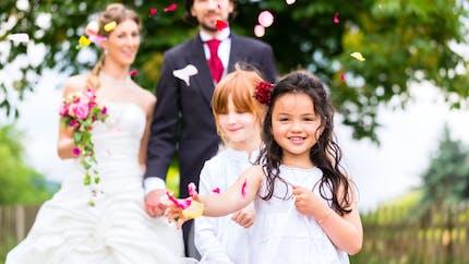 Se marier enceinte ou en ayant des enfants