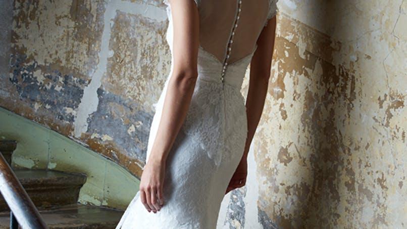 Les robes de mariées tendance