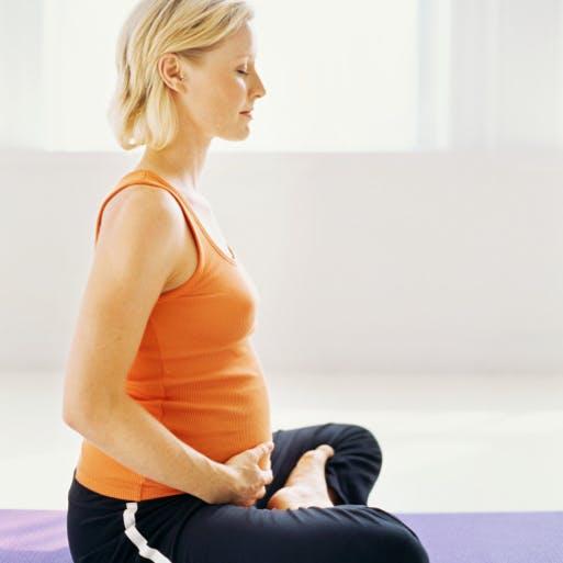 femme enceinte-sport