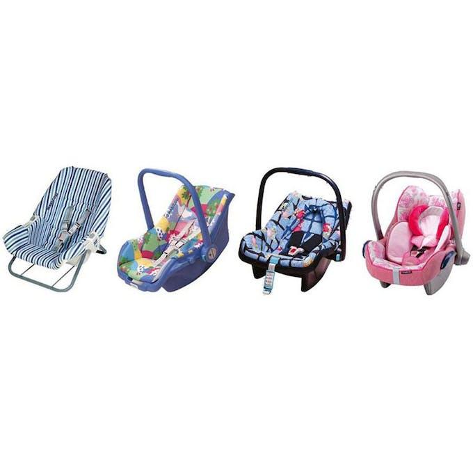 L'évolution du Maxi-Cosi: des progrès considérables         pour la sécurité des bébés.