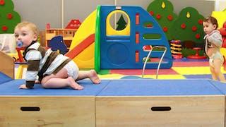 Couches Pampers: une journée avec les  bébés-testeurs