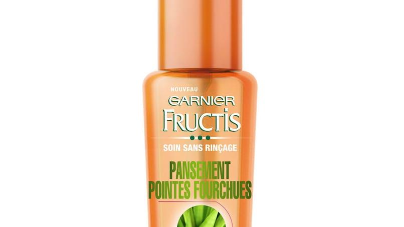 Pansement pointes fourchues à l'huile au fruit d'Amla         Fructis Stop Agressions