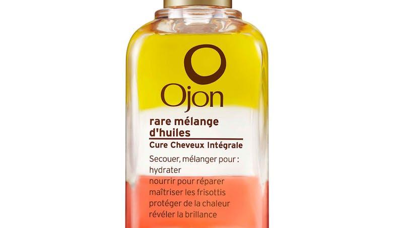 Rare mélange d'huiles Cure cheveux intégrale