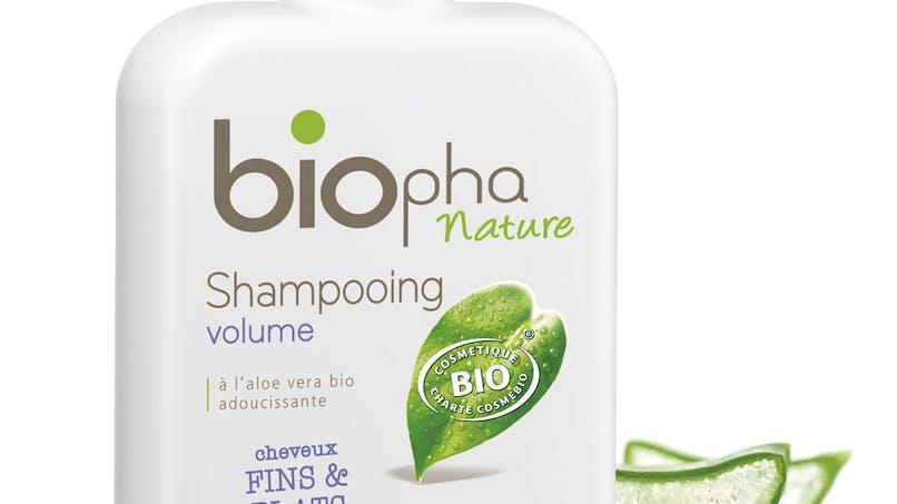 Shampooing Volume bio