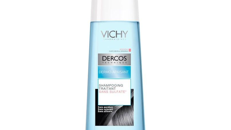 Shampooing traitant sans sulfate Dermo-Apaisant         Dercos