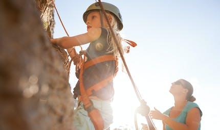 """Enfant: les activités sportives """"au grand air"""""""