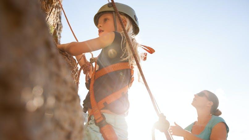 Enfant: les activités sportives