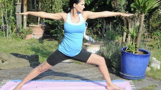 Yoga de grossesse : les leçons d'Adeline
