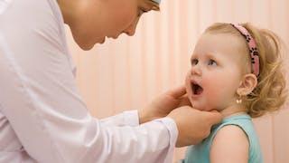 La toux de bébé