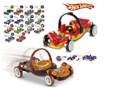 Hot Wheels Ballistik