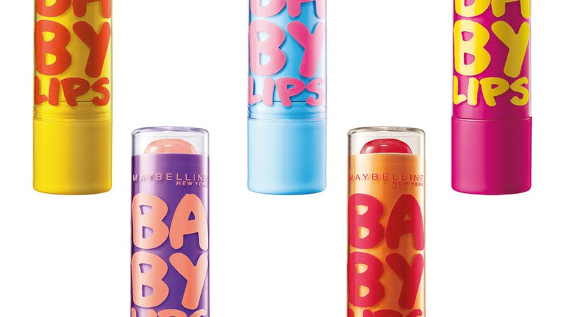 Lèvres hydratées et colorées