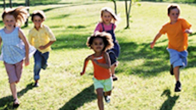 Faire du sport stimulerait la mémoire des enfants