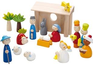 Crèche de Noël Haba