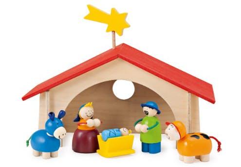 Crèche de Noël Selecta