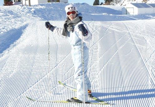 Découverte du ski de fond
