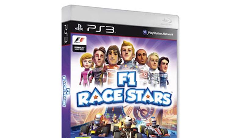 F1, Race Stars